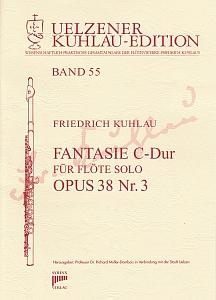 Syrinx Nr. 200 Friedrich Kuhlau Fantasie C-Dur Op.38,3
