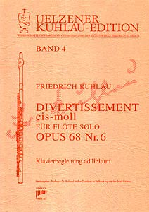 Syrinx Nr. 107 Friedrich Kuhlau Divertissement cis-moll op.68,6