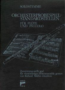 Syrinx Nr. 2a Orchesterprobespiel-Standardstellen Band 1 Für Flöte und Pikkolo